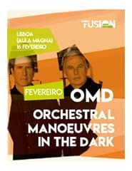 OMD (Orchestral Manoeuvres in the Dark) | Fusion Arts Festival
