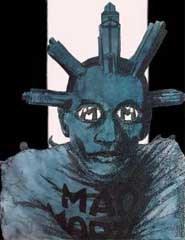 Braga a tocar Mão Morta - celebração 25 anos Mutantes S.21
