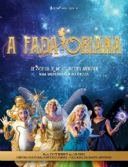 A Fada Oriana - II ACTO