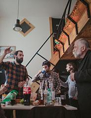 Black Bombaim & Peter Brötzmann + Paisiel
