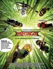 Lego Ninjago: O Filme  ----- 2D