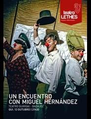 UN ENCUENTRO CON MIGUEL HERNÁNDEZ