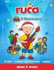 RUCA - O ANIVERSÁRIO - MEET&GREET