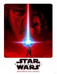 Star Wars: Os Últimos Jedi ------- 3D