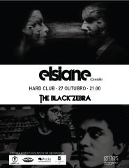 ELSIANE (Canadá) + The Black Zebra (Pt)