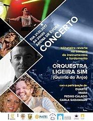 Concerto Orquestra Ligeira SIM