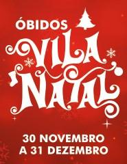 Óbidos Vila Natal - 2017