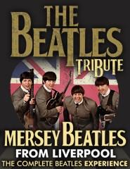 THE BEATLES TRIBUTE - THE MERSEY BEATLES