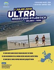 Ultra Maratona Atlântica e Corrida Atlântica 2018