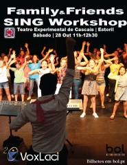 Family & Friends SING Workshop