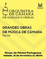 GRANDES OBRAS DA MÚSICA DE CÂMARA – OCCO