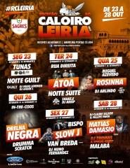 Receção ao Caloiro Leiria 2017 | Diário