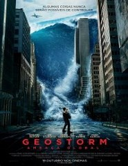 Geostorm: Ameaça Global ------  2D