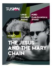 The Jesus And Mary Chain | Fusion Arts Festival