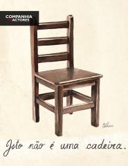 ISTO NÃO É UMA CADEIRA - Jogo Teatral