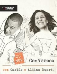 ConVersos - Aldina Duarte & Carlão