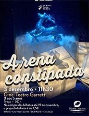 A Rena Constipada - Teatro para Bebés