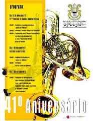 """Concerto de Aniversário – SMIRA """"Comemoração do 41º Aniversário"""""""