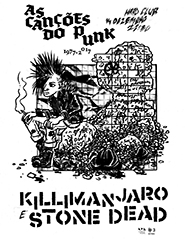 As Canções do Punk- 1977 - 2017 - Killimanjaro e Stone Dead