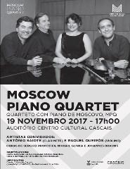 MOSCOW PIANO QUARTET