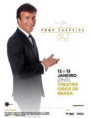 TONY CARREIRA | 13 Janeiro