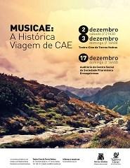Musicae-A histórica viagem de Cae
