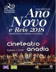 Concerto de Ano Novo e Reis