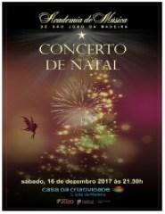 Concerto de Natal - Academia de Música SJM