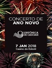 Concerto de Ano Novo 2018 – SINFÓNICA DE CASCAIS