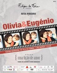 """""""Olívia e Eugénio, uma lição de Amor"""""""