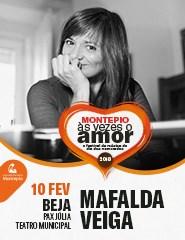 Mafalda Veiga | Festival Montepio Às vezes o Amor