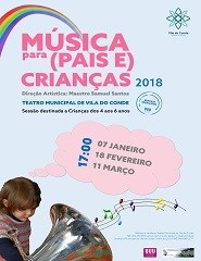 Música para (Pais e) Crianças - 18.02