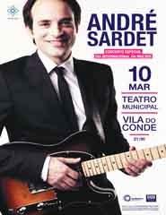André Sardet - Especial dia da Mulher