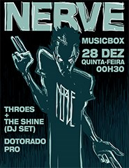 Gin & Juice feat. Nerve + Dotorado Pro + Throes & Shine (dj set)