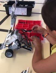 ROBÓTICA PARA CRIANÇA - Vamos construir e programar robôs com LEGO!
