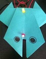 PEQUENOS MAKERS - Vamos fazer e-origamis?