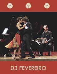 La Ideal - Orquestra Típica de Tango [concerto/milonga]