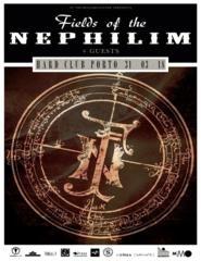 Fields of The Nephilim in Porto