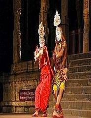 Dança Seraikella Chhau – Património Cultural Imaterial da Humanidade