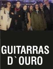 CONCERTO COM GUITARRAS D`OURO