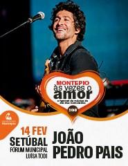João Pedro Pais | Festival Montepio às vezes o amor