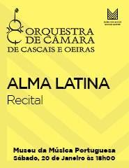 Recital OCCO – ALMA LATINA