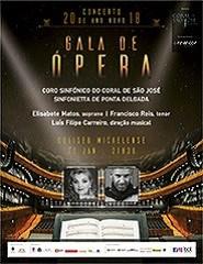Concerto de Ano Novo 2018 Gala de Ópera