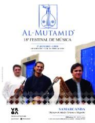 Samarcanda * Al Mutamid * 18º Festival de Música