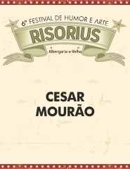 César Mourão - RISORIUS