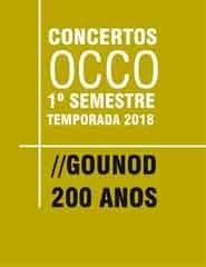 OCCO - Gounod - 200 ANOS