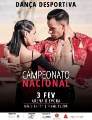 Campeonato Nacional de Dança Desportiva