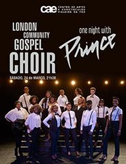 London Community Gospel Choir: One Night with Prince