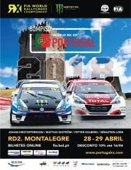FIA World Rallycross Championship / Portugal / Montalegre 2018