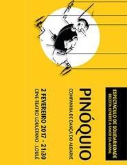 PINÓQUIO - Companhia de Dança do Algarve